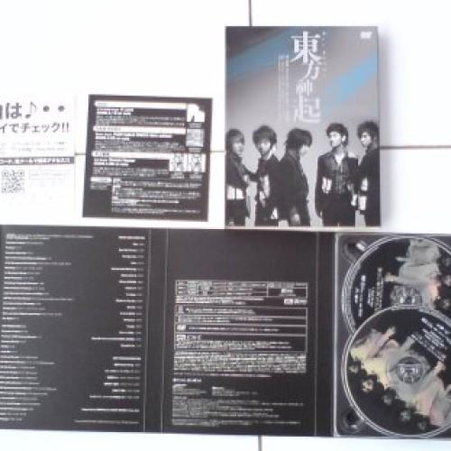 Foto Produk All About TVXQ Season 1 (Limited Edition) (Japan Version) = 3DVD + 1CD-ROM ~Screen Saver & Wallpaper~ dari Haruna88 Online Shop