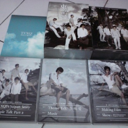 Foto Produk All About TVXQ Season 3 = 6DVD dari Haruna88 Online Shop