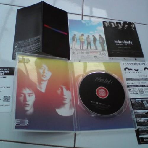 Foto Produk Tohoshinki - History In Japan Vol.2 = 1DVD dari Haruna88 Online Shop
