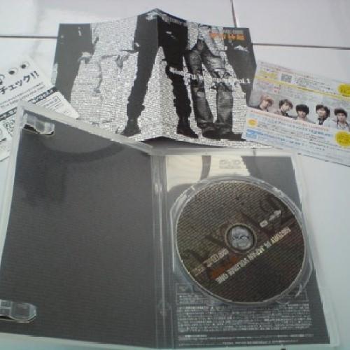 Foto Produk Tohoshinki - History In Japan Vol.1 = 1DVD dari Haruna88 Online Shop