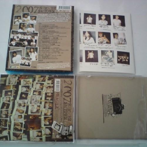 Foto Produk SMTOWN - 2007 Summer SMTOWN (Asia Spacial Edition) = 1CD + 1DVD dari Haruna88 Online Shop