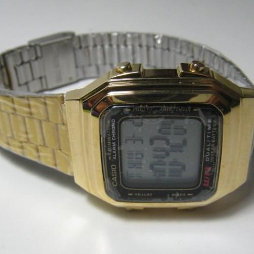 Foto Produk CASIO A178W GOLD dari FEDELIA SHOP