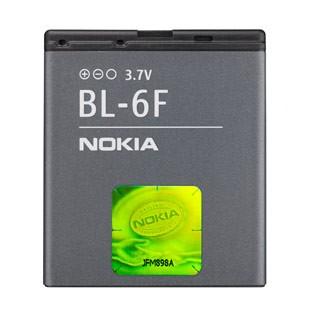 Foto Produk Jual Baterai ORI 99 Nokia BL6F berkualitas dan garansi !! dari Licia Cellular