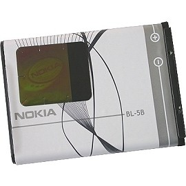 Foto Produk Jual Baterai ORI 99 Nokia BL5B berkualitas dan garansi !! dari Licia Cellular