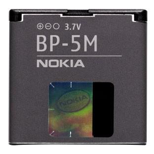 Foto Produk Jual Baterai ORI 99 Nokia BP5M berkualitas dan garansi !! dari Licia Cellular