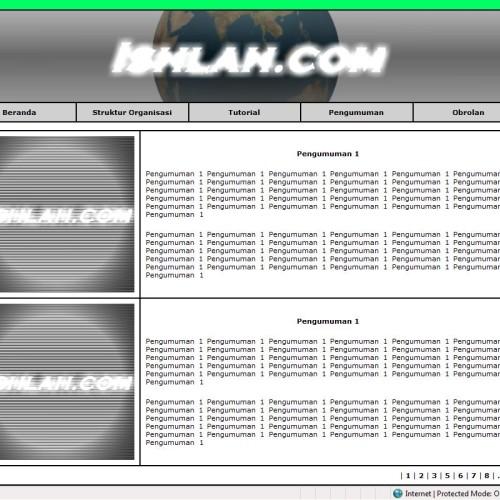 Foto Produk Website Dinamis dari Corporesano