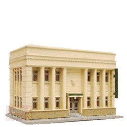Foto Produk Tomytec Diorama T019 Bank dari Tomica Shop
