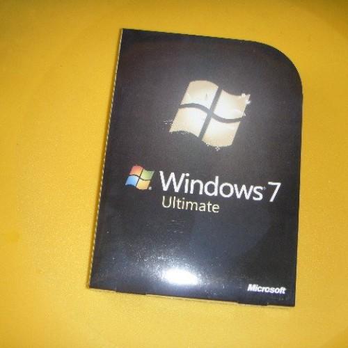 Foto Produk Genuine Windows 7 Ultimate 32bit & 64bit dari GenuineSoftware