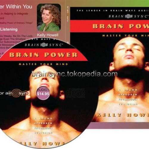 Foto Produk Brain Power   BrainSYNC By Kelly Howell dari BRAINSYNC.TK