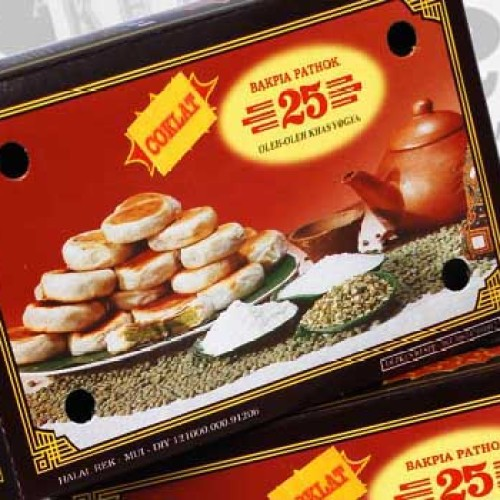 Foto Produk Bakpia Pathok 25 Jogja (Pilihan Rasa-Isi 20) dari Omah Herbal