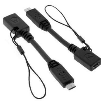Foto Produk Cable Connector Mini USB To Micro USB dari Toko Meiya