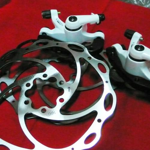 Foto Produk Disc Brake - Tektro Aquila dari Toko Roda Kasih