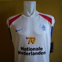 Foto Produk Singlet Belanda Putih dari Premier Sport