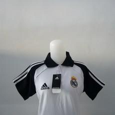 Foto Produk Polo Anak Real Madrid Putih dari Premier Sport