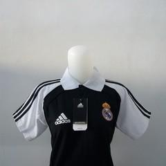 Foto Produk Polo Anak Real Madrid Hitam dari Premier Sport