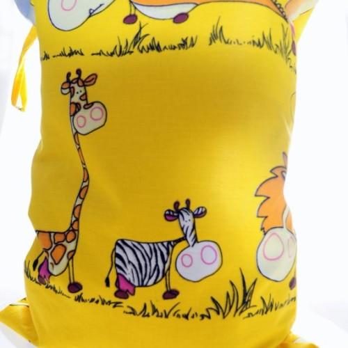 Foto Produk Ace wet bag afro yellow dari Sweetybabyshop