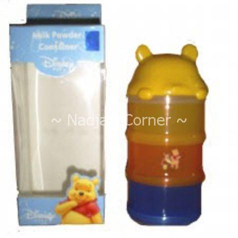 Foto Produk Tempat Susu Dengan Kepala Pooh dari Nadja's Corner