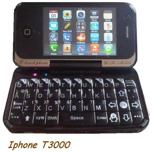 Foto Produk Iphone T3000 +2GB dari Theone Shop
