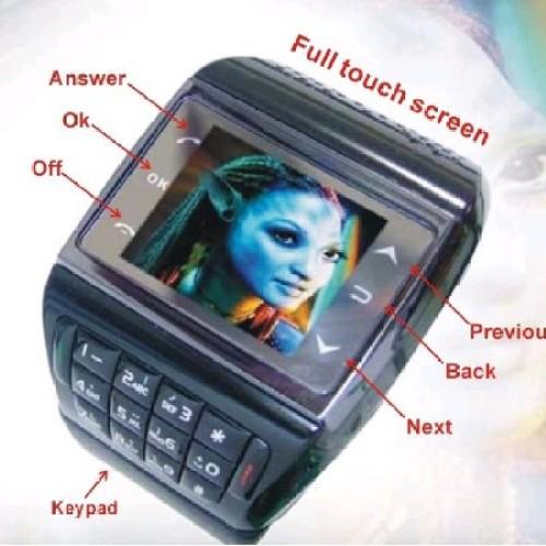 Foto Produk Avatar Cell Watch dari Bolehpilih