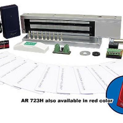 Foto Produk Door Access Standalone DR3 Basic Proximity and EM Lock dari SNP Security System
