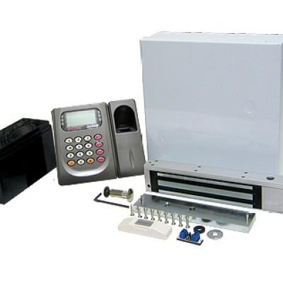 Foto Produk Door Access Standalone DP4 Fingerprint with LCD screen dari SNP Security System