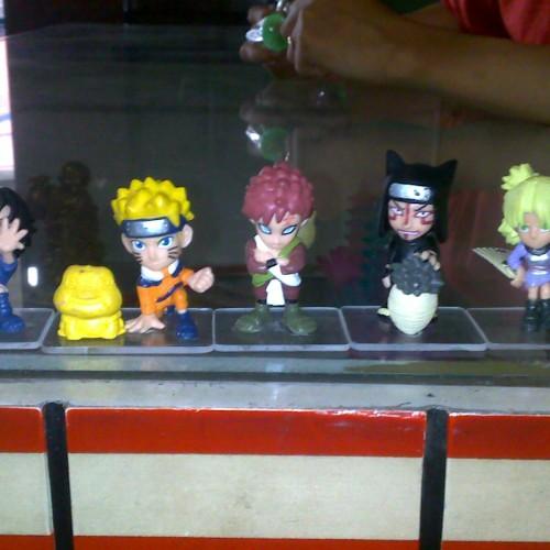 Foto Produk Miniatur Naruto Mini dari Lotus Shop