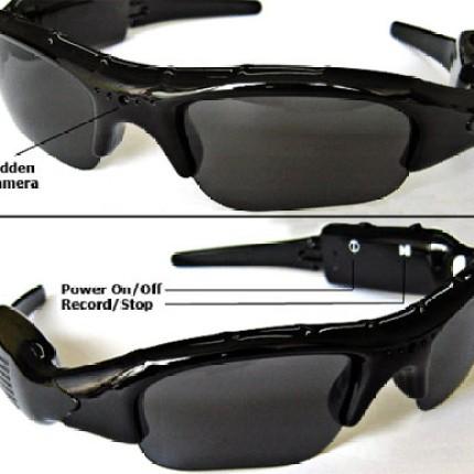 Foto Produk Spy High Res Video Camera Sunglasses dari Spy Gadgets