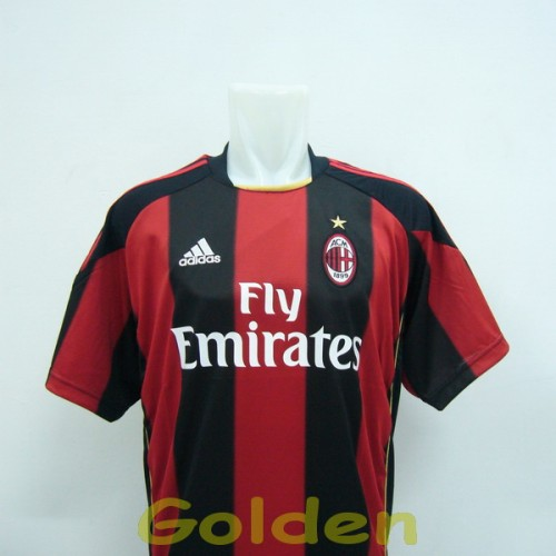 Foto Produk Jersey AC Milan home 2010 - 2011 dari Red Dragon Shop