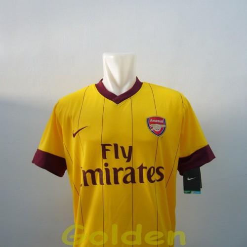 Foto Produk Jersey Arsenal Away 2010 - 2011 dari Red Dragon Shop