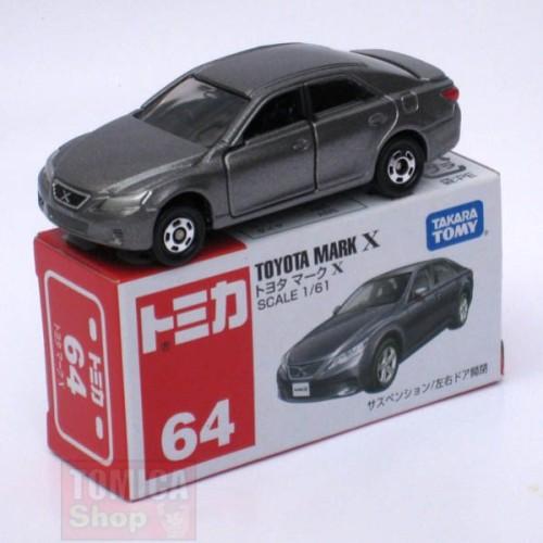 Foto Produk #064 Toyota Mark X (TTB) dari Tomica Shop