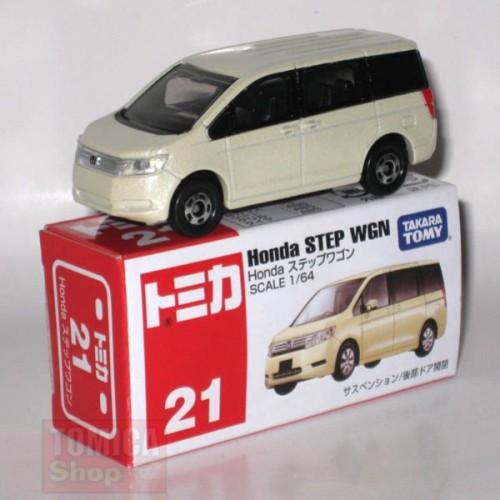 Foto Produk #021 Honda Step Wagon (TTB) - STOK HABIS dari Tomica Shop