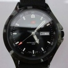 Foto Produk SWISS ARMY ORI 1880GS/VX33 FULL BLACK dari FEDELIA SHOP