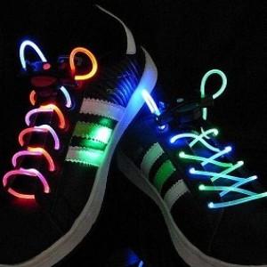 Foto Produk LED SHOELACE / Tali Sepatu Nyala Warna Warni dari Unikpedia