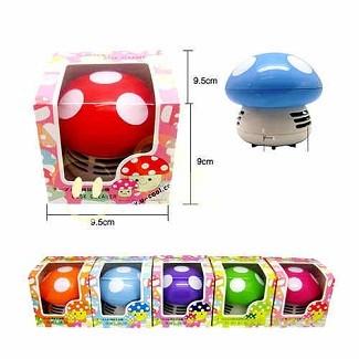 Foto Produk MINI VACUM CLEANER MUSHROOM N BUGS / Pembersih Debu Mini Jamur Dan Kepik dari Unikpedia