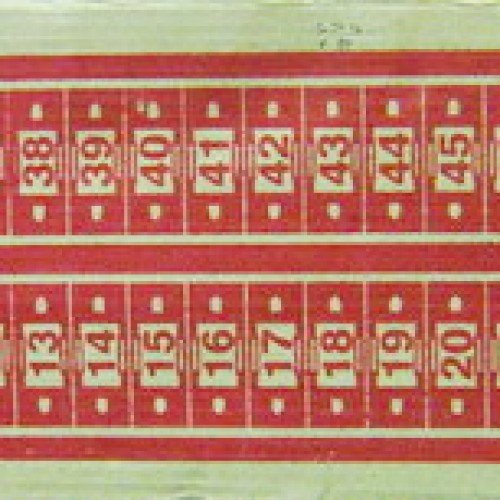 Foto Produk Amano Staff Time Card Rack For 50 Names dari Cipta Trading