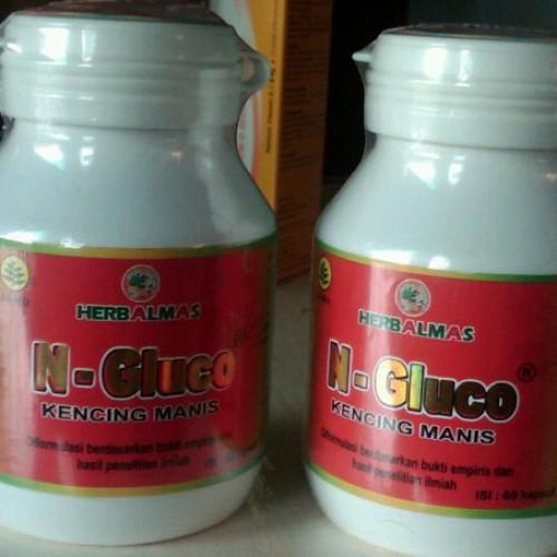 Foto Produk Obat DIABETES Herbal N-GLUCO dari Galenika24