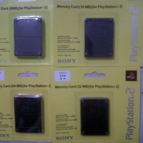 Foto Produk MC PS2 16MB dari WORLD GAME