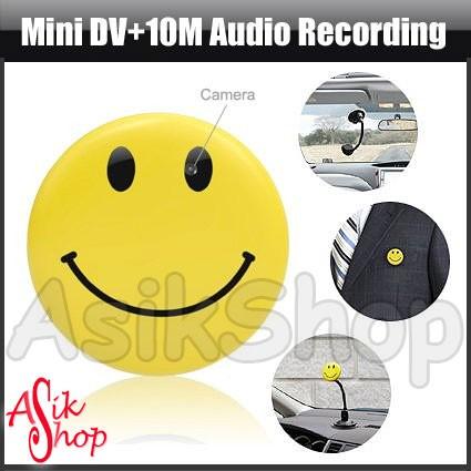 Foto Produk SMILE DVR (Free 4gb + 1Tahun Garansi) dari Toko Asik