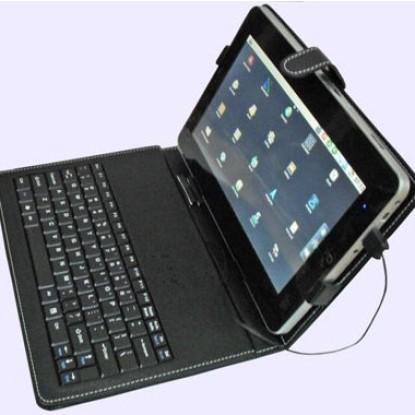 Foto Produk Keyboard Leather Case Black.With Usb dari MEGAVISION