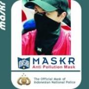 Foto Produk Masker Anti Polusi (Panjang) dari MD'C COLLECTION