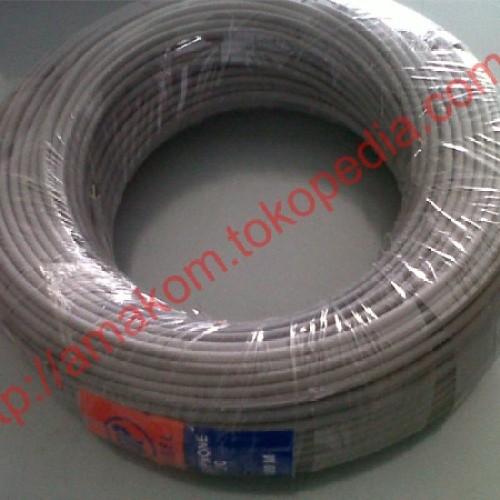 Foto Produk Kabel Telepon / PVC 1 pair, GP dari AMAKOM MEDIA KOMUNIKA