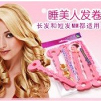 Foto Produk Hair Curler Roller Strip - STOCK BANYAK!!! dari Kedai Cantik
