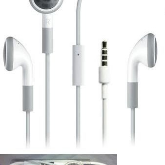 Foto Produk iphone earphone (original) dari TOKO DAENG ONLINE