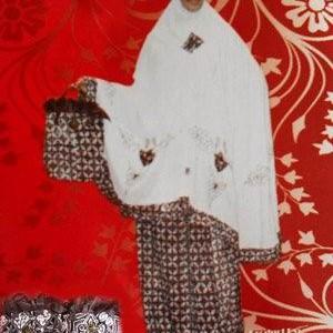 Foto Produk Mukena Batik dari Harunsolo Colection