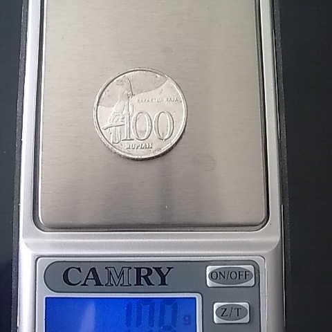 Foto Produk Timbangan Digital Pocket Scale Camry, Kapasitas 100 Grams , Ketelitian 0,02 Gram dari Alat_Rumah_Tangga