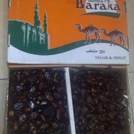 Foto Produk KURMA BARAKA MESIR 10 Kg dari TIMUR TENGAH SHOP