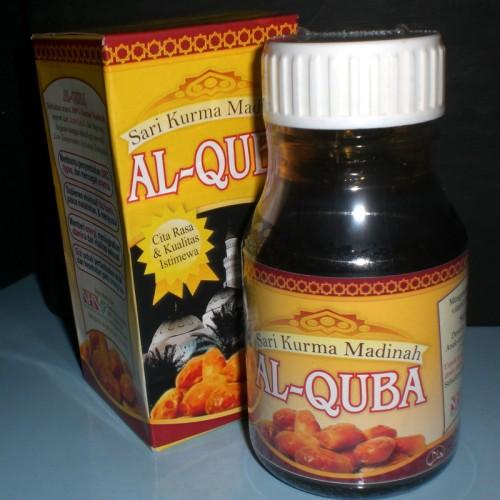 Foto Produk Sari Kurma Madinah Al Quba 350 gr dari TIMUR TENGAH SHOP