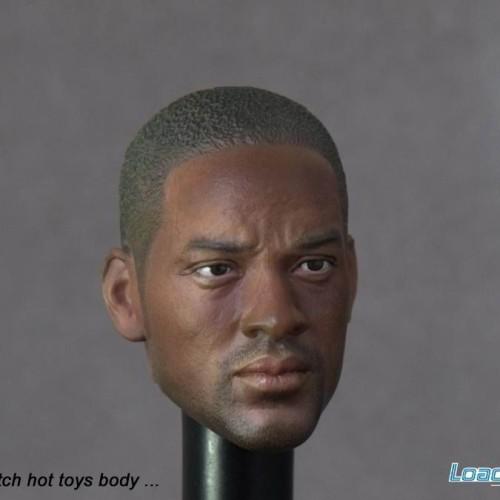 Foto Produk loading Toys Gas tank head DBOY (Will Smith) dari Chasadya Hobby Shop