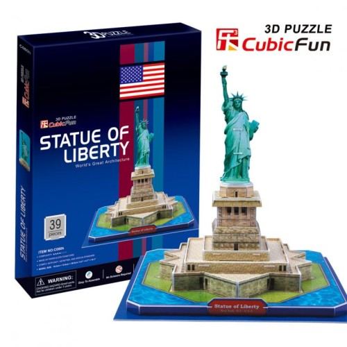 Foto Produk Cubic Liberty (Puzzle Liberty) dari GERAI UNIK
