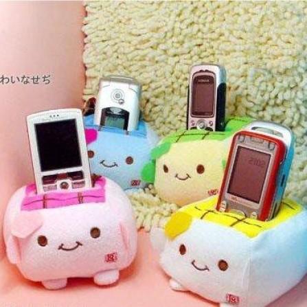 Foto Produk Tofu Handphone Holder dari GERAI UNIK